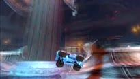 Supersonic Acrobatic Rocket-Powered Battle-Cars - Galleon & Stadium Trailer