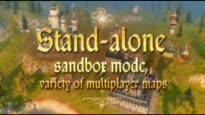 Majesty 2: The Fantasy Kingdom Sim - GC 2009 Overview Trailer