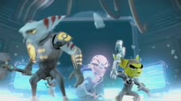 Ratchet & Clank: A Crack in Time - TGS 09 Jap. Trailer