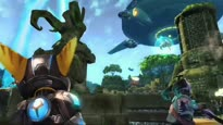 Ratchet & Clank: A Crack in Time - Gameplay Montage