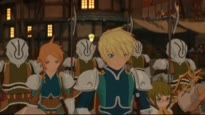 Tales of Vesperia - Jap. Minigame Trailer