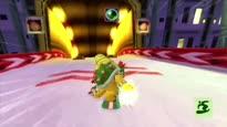 Mario & Sonic bei den Olympischen Winterspielen - TGS 09 UK Sports Battles Trailer