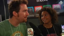 Gameswelt @ TGS 2009 - Dag music Video Interview