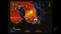 Earthworm Jim 2 - Virtual Console Gameplay