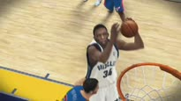NBA 2K10 - Driving the Lane Trailer