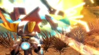 Ratchet & Clank: A Crack in Time - New Features Trailer