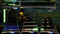 LEGO Rock Band - Blur Gameplay