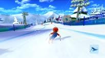 Mario & Sonic bei den Olympischen Winterspielen - Wii Festival Mode Trailer