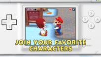 Mario & Sonic bei den Olympischen Winterspielen - DS Adventure Tours Trailer