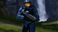 Halo 3: ODST - Red vs. Blue Contest Promo