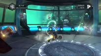 Ratchet & Clank: A Crack in Time - Tomboli Gameplay