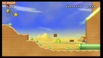 New Super Mario Bros. Wii - Super Strategies Gameplay Trailer