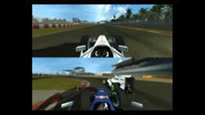 F1 2009 - Abu Dhabi Multiplayer Gameplay