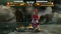 Naruto: Clash of Ninja Revolution 3 - Shikamaru Exhibition Gameplay