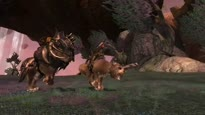 EverQuest 2: Sentinel's Fate - Lynx Mount Trailer