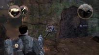 Dark Void - Tactical Freedom Trailer #4: Ground Combat