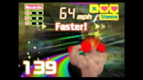 Muscle March - WiiWare Endless Rush Gameplay Trailer