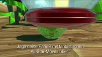 Sonic & Sega All-Stars Racing - Rennstrecken Trailer