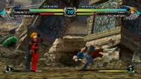 Tatsunoko vs. Capcom: Ultimate All-Stars - CES 10: Yatterman-2 vs Kaijinino Soki