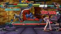Tatsunoko vs. Capcom: Ultimate All-Stars - CES 10: Yatterman-2 vs Doronjo Gameplay