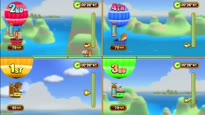 Super Monkey Ball: Step & Roll - Multiplayer Mini-Games Gameplay