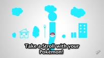 Pokémon Heart Gold / Soul Silver - Nintendo Media Summit Pokewalker Trailer