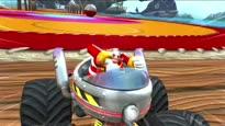 Sonic & Sega All-Stars Racing - All Star Moves Trailer