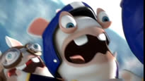 Rabbids Go Home - Olympic Bobsleigh Trailer