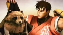 Super Street Fighter IV - Jap. Ibuki Guy Cody Animated Trailer