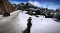 Just Cause 2 - Anatomy of a Stunt: Vehicle Up Grade Trailer