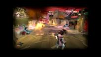 Zombie Panic in Wonderland - Debut Trailer