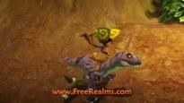 Free Realms - Dragon & T-Rex Trailer
