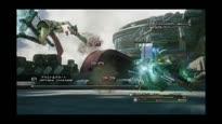 Final Fantasy XIII - Jap. Attacker Gameplay Trailer