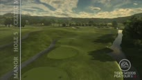 Tiger Woods PGA Tour 11 - GDC 2010: Celtic Manor Flythrough Trailer