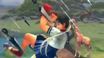 Super Street Fighter IV - Jap. Characters & Features Trailer