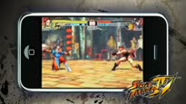 Street Fighter IV - IPhone Cammy Trailer