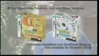 Pokémon Heart Gold / Soul Silver - Nostalgia Trailer #2