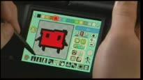 WarioWare D.I.Y. - Meat Boy Micro Featurette