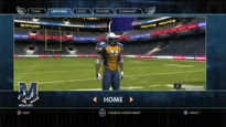 Backbreaker - PS3 Team Customization Featurette