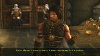 Prince of Persia: Die vergessene Zeit - Entwicklertagebuch #4: Storyline