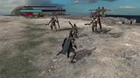 Warriors: Legends of Troy - E3 2010 Gameplay Trailer