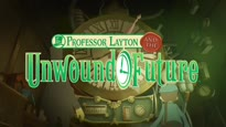 Professor Layton and the Unwound Future - E3 2010 Debut Trailer