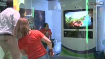 Kinect Adventures - E3 2010 Gameplay by GWTV (Live gespielt)