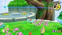 Super Mario Galaxy 2 - Wolken-Gameplay