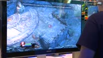 Lara Croft and the Guardian of Light - E3 2010 Gameplay by GWTV (Live gespielt)