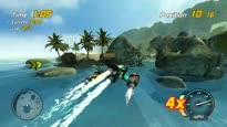 Hydro Thunder Hurricane - Monster Island Circuit Gameplay