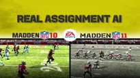 Madden NFL 11 - Entwicklertagebuch: It's All About Gameplay
