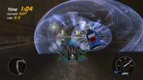 Hydro Thunder Hurricane - Paris Sewers Gauntlet Gameplay