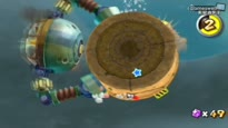 Super Mario Galaxy 2 - Roboboss-Gameplay