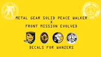 Front Mission Evolved - Comic-Con 2010 MGS: Peace Walker Trailer